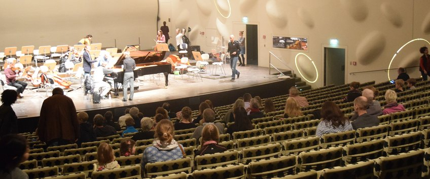 OHRPHON@Orchester : Klarinette trifft Orchester